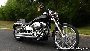 Used 2004 Harley-davidson Fxstd Softail Duece For Sale