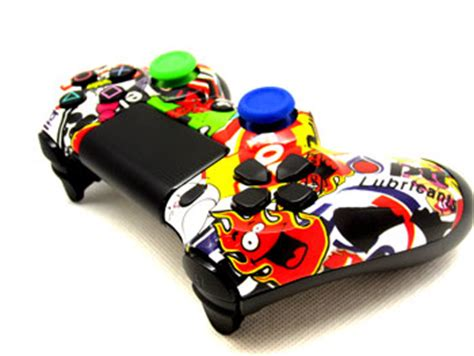 manette ps custom ps personnalisee pas chere blast
