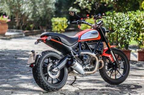 Review Ducati Scrambler Icon by Ducati Scrambler Icon 2019 Review Ducati Norwich