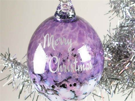 purple christmas decorations ideas  pinterest
