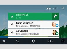 Designing for cars Designing for Android Auto Android