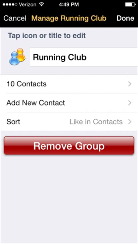 how to create groups on iphone how to make a contact on an iphone digital trends