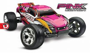 Rc Auto : pink and courtney force editions of the slash stampede bandit and rustler ~ Gottalentnigeria.com Avis de Voitures