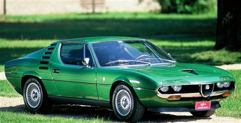 Alfa Romeo Montreal  Modern Classic Car Review Auto
