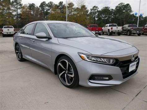 New 2019 Honda Accord For Sale In Covington La