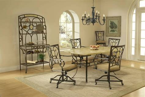 dining room chairs on casters and dining room chairs with