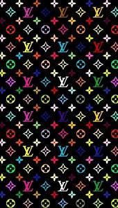 Louis Vuitton Rainbow iPhone 5 Wallpaper.   wallpaper ...