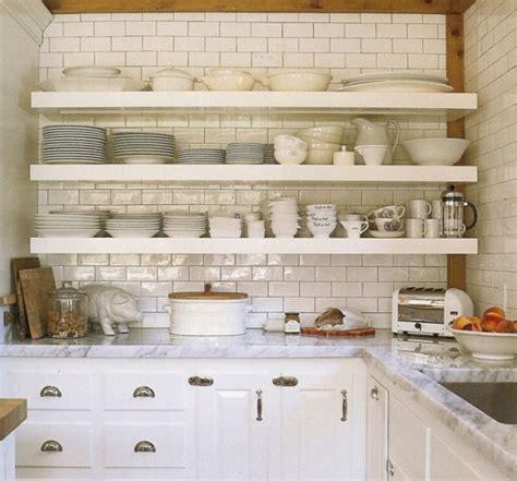 Subway Kitchen Tiles Backsplash Subway Tiles Backsplash Cottage Kitchen House Beautiful