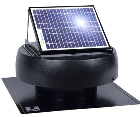 how to make a solar powered fan new solar powered attic fan ventilator roof air vent roof