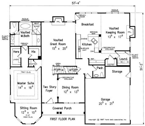 Butlers Pantry Floor Plans Luxury House Plans With Butlers Pantry