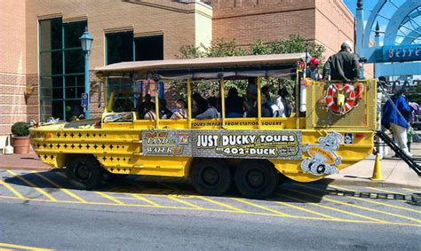 Boat Rentals Pittsburgh Pa by Just Ducky Tours Inc Pittsburgh Pa Hours Address