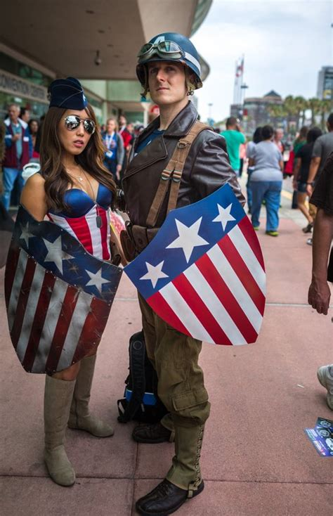The Best Couples Costumes At San Diego Comic Con
