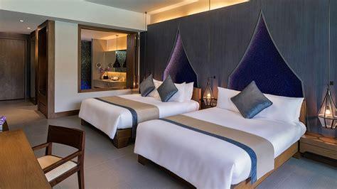 superior room  double beds avista hideaway phuket