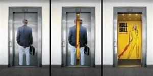 Amazing Graffiti Art On Elevator Doors - XciteFun net