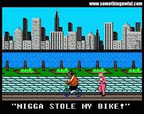 Nigga Stole My Bike Meme - n stole my bike teh meme wiki
