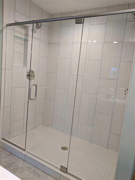 alcove shower american glass mirror