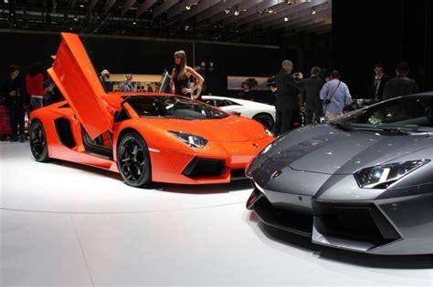 Lamborghini Considering Four-seat Aventador Gt?