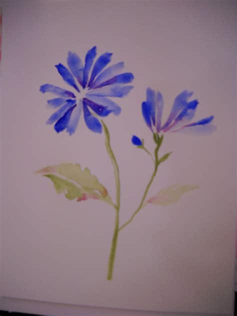 lisa engelbrecht watercolor flowers return  art supply