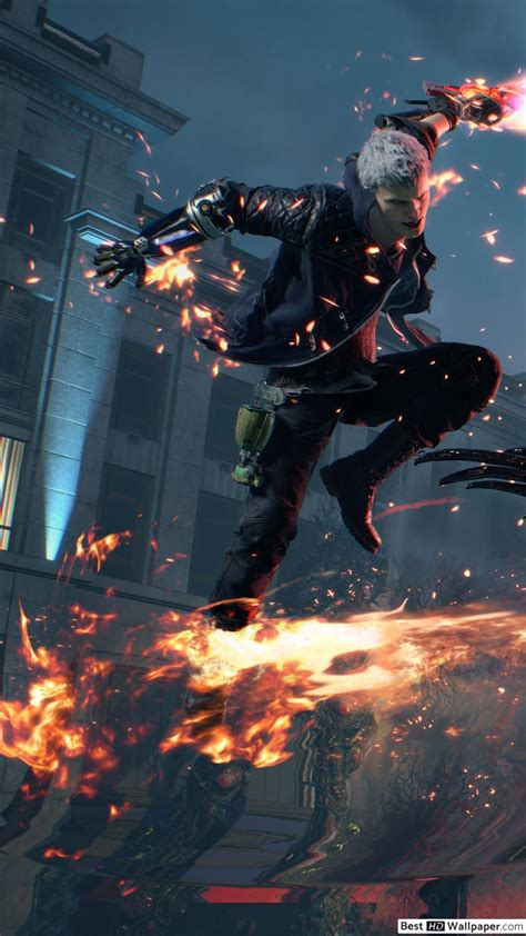 We offer an extraordinary number of hd images that will instantly freshen up your smartphone or. HD Exclusive Devil May Cry 5 Wallpaper Phone - best wallpaper image
