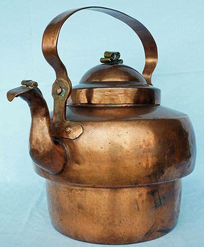 antique  copper tea kettle  sweden  copper tea kettle copper pots copper kettle