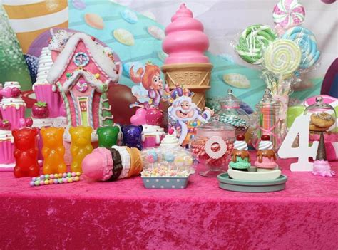 cheerful candyland party decorations gestablishment home