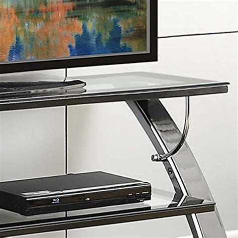 Tv Stand Template by Whalen Furniture Camarillo 3 In 1 Tv Stand 50 Inch