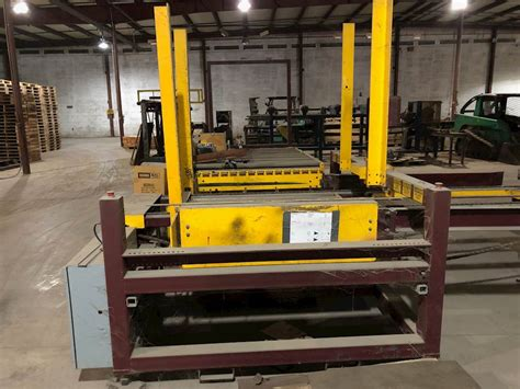 automated industrial technologies ml board stacker