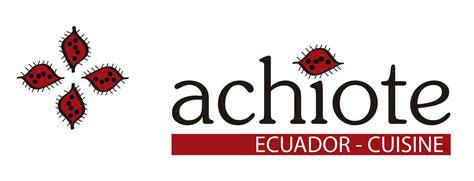 cuisine com achiote ecuador cuisine