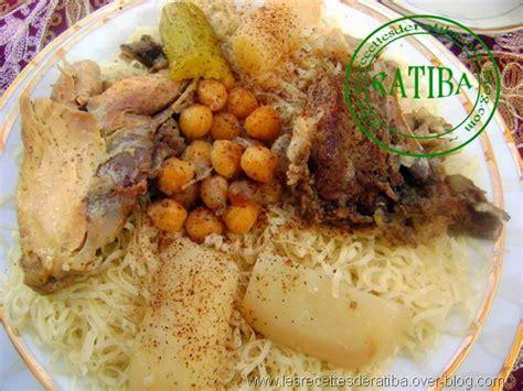 cuisine algeroise traditionnelle cuisine algerienne le de recette de ratiba gâteaux