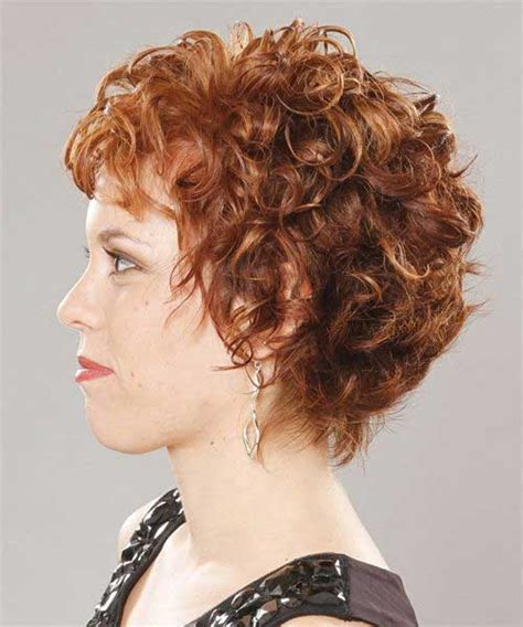 short layered curly hair short hairstyles    popular short hairstyles