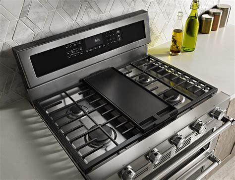 gas oven ranges kitchenaid