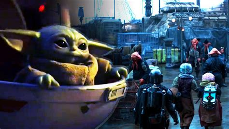 The Mandalorian Season 2 TV Spot Reveals New Baby Yoda Footage
