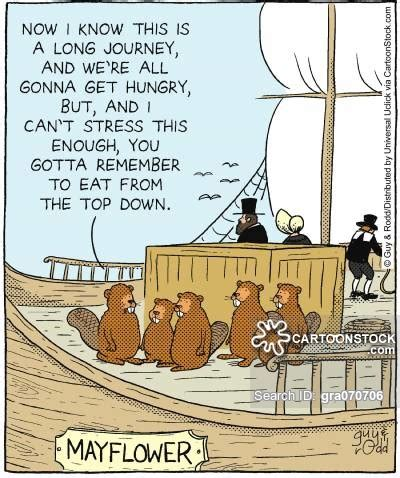 Cartoon Mayflower Boat by Mayflower Cartoons And Comics Funny Pictures From