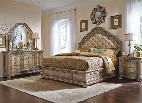 flexsteel wynwood collection san cristobal king bedroom