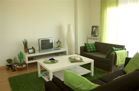 sofa verde para salon salones 11 el sal 243 n de lau x4duros