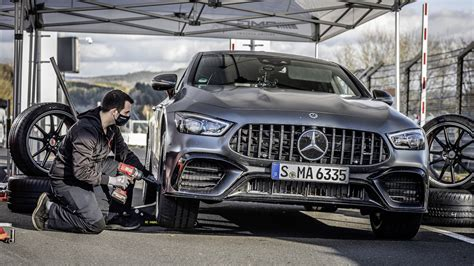 Although underneath it actually has much more in common with the e63 and new cls. 2021 Mercedes-AMG GT 63 S 4-Door Coupe made faster—Nürburgring proves it