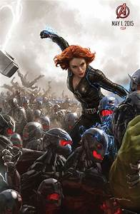 Avengers: Age of Ultron Comic-Con Posters