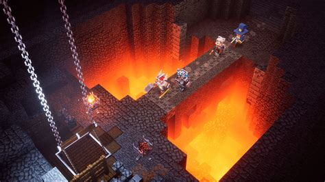daily news december  minecraft dungeons lego star