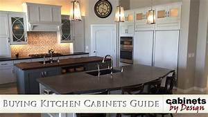 Buying Kitchen Cabinets Guide