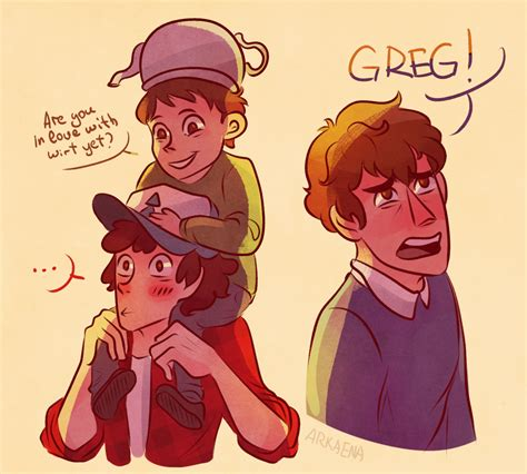 """(be wirt? i'm greg and dipper) """"what wirt?"""" """"why did you"""