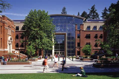 University Of Oregon  Lillis Business Complex
