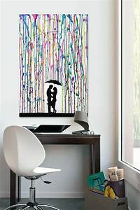 Wandbilder Wall Art : delight your senses with canvas painting ideas for beginners homesthetics inspiring ideas ~ Markanthonyermac.com Haus und Dekorationen