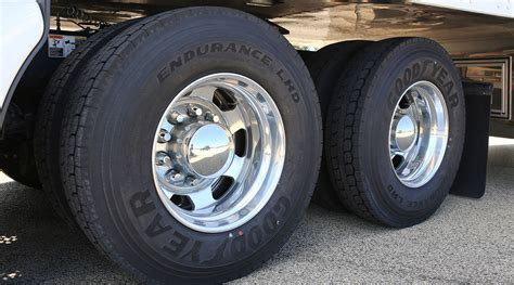 Goodyear Introduces Endurance Lhd Truck Tire