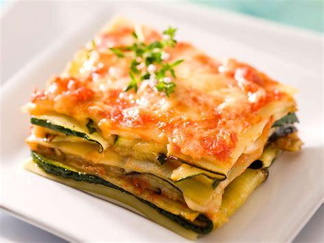 recettes de cuisine gratuite lasagnes v 233 g 233 tariennes facile et pas cher recette sur cuisine actuelle