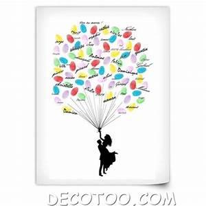 Arbre A Empreintes : arbre empreintes mariage ~ Farleysfitness.com Idées de Décoration