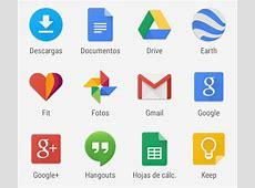 Probamos todas las Google Apps con Material Design gracias