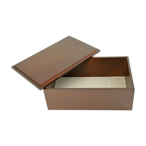 large espresso large espresso finish wooden keepsake chest executive