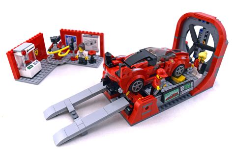 Purchasing instructions for this model you will get the following files: Ferrari FXX K & Development Center - LEGO set #75882-1 ...