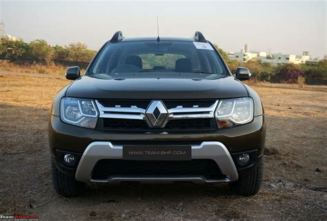 renault duster 2016 renault duster facelift amt automatic official