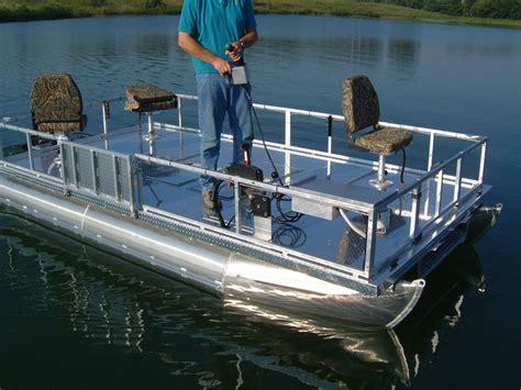 Gravy Boat Name Origin by Pontoon Boat Plans Free How To And Diy Building Plans